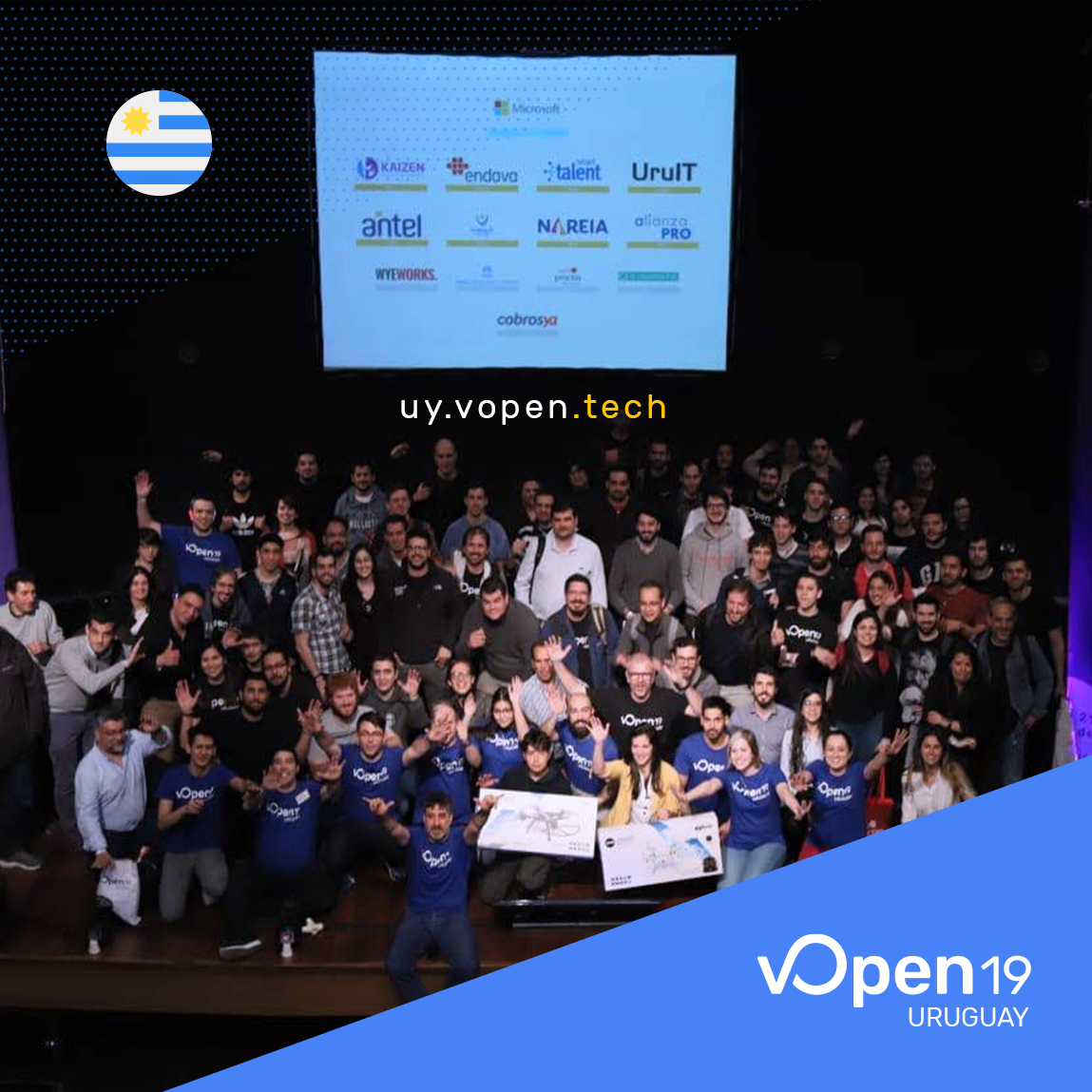 "vOpen 2019 UY <span class=""bsf-rt-reading-time""><span class=""bsf-rt-display-label"" prefix=""Reading Time""></span> <span class=""bsf-rt-display-time"" reading_time=""1""></span> <span class=""bsf-rt-display-postfix"" postfix=""mins""></span></span>"