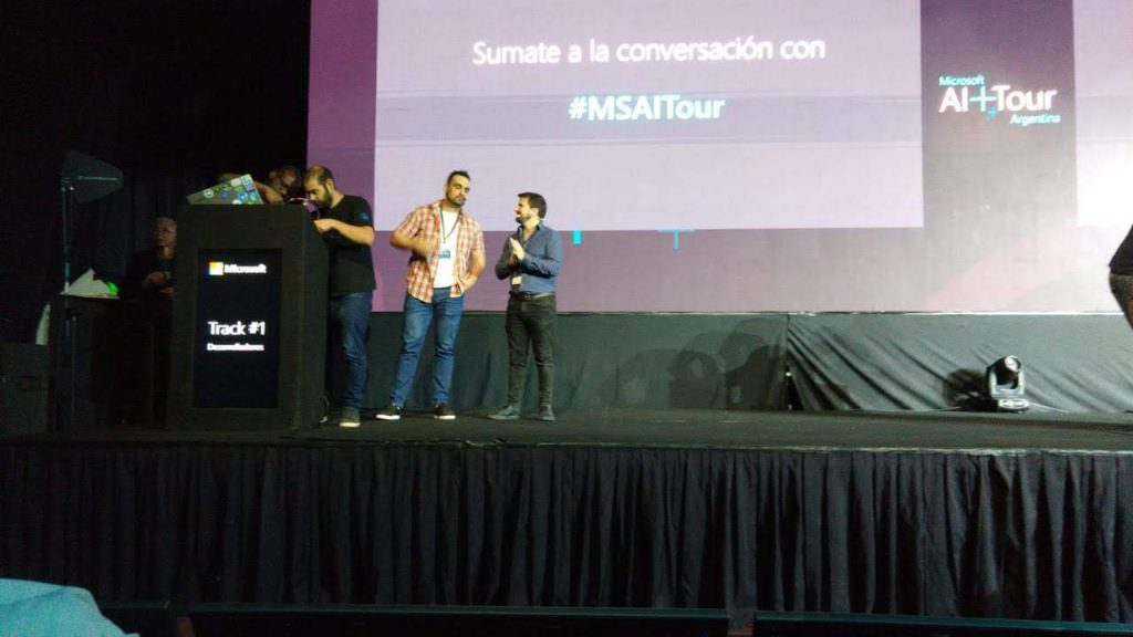 Microsoft AI+ Tour Argentina 2019