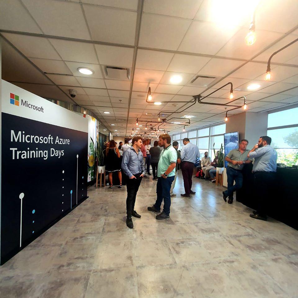 Azure Training Day: Monitoreando tu infraestructura y aplicaciones en producción Modernas – 2020/03
